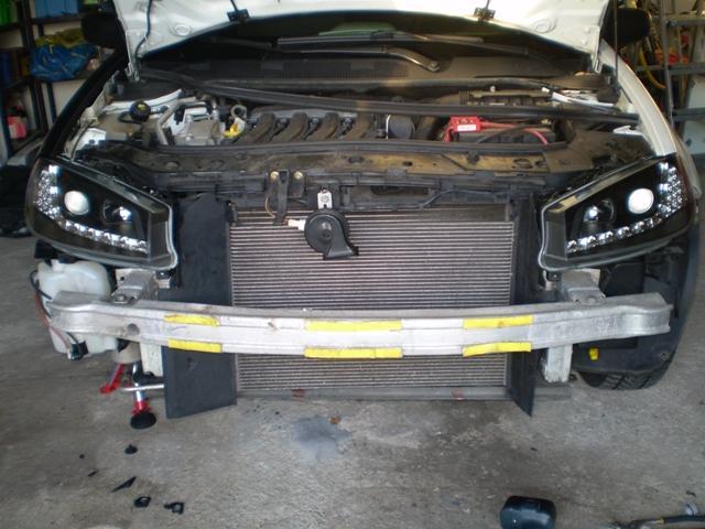 renault megane 2 grandtour scheinwerfer - modifizierte autogalerie